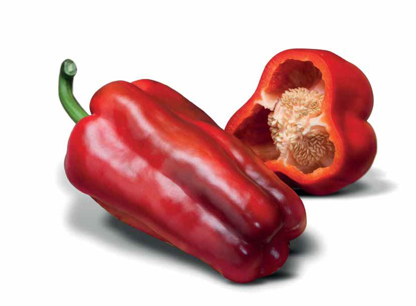 Red Lamuyo pepper
