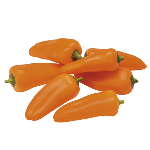 Orange Tribelli pepper