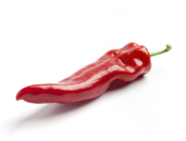 ECO red Italian pepper