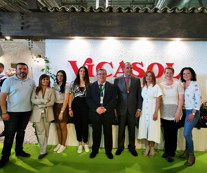 Vicasol presenta en Infoagro su campaña para su 40 aniversario