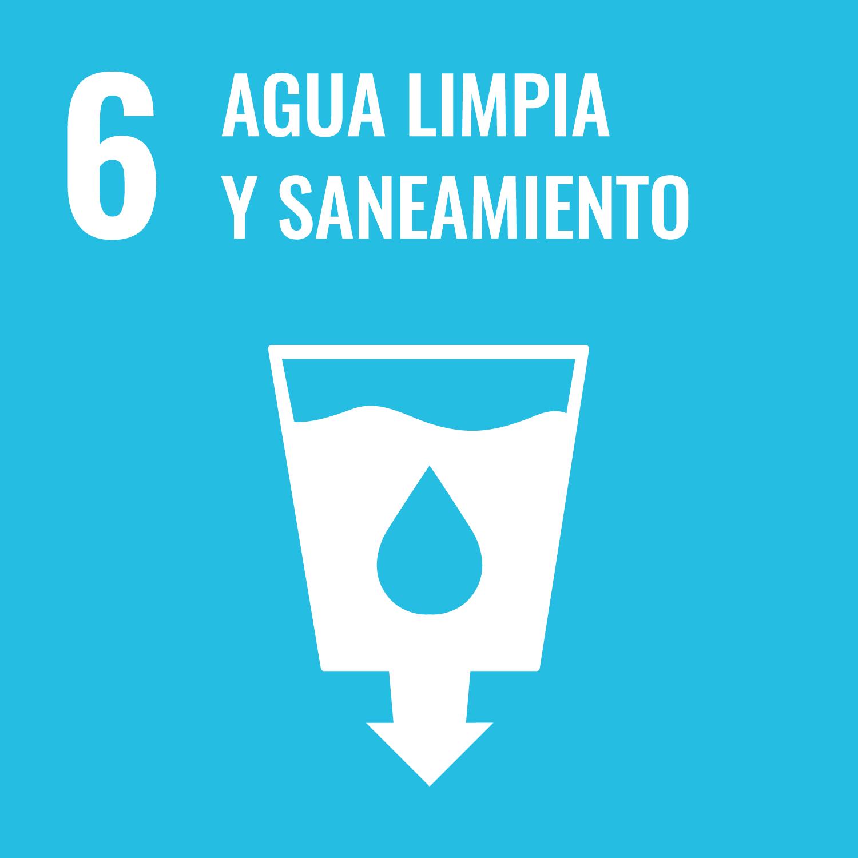 Garantizar la disponibilidad de agua y su gestión sostenible y el saneamiento para todas las personas
