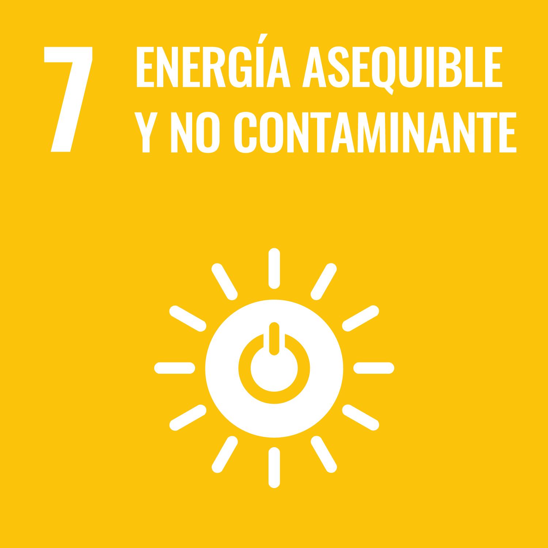 Facilitar el acceso a una energía asequible, segura, sostenible y moderna para todas las personas