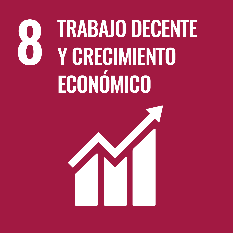 Promover el crecimiento económico sostenido, inclusivo y sostenible, el empleo y el trabajo decente para todas las personas