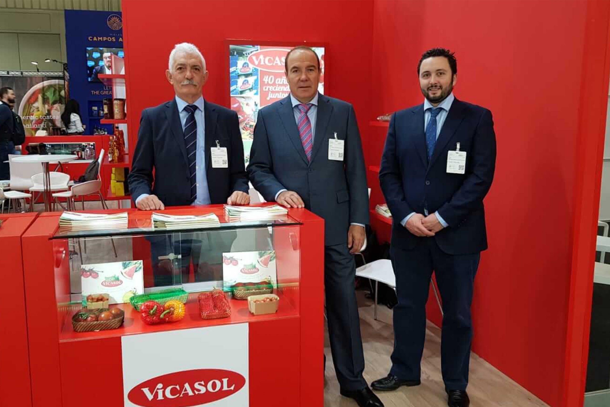 Vicasol presenta en Biofach el nuevo packaging libre de plásticos para toda su producción ecológica