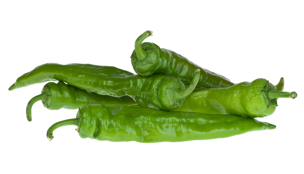 Green Italian pepper