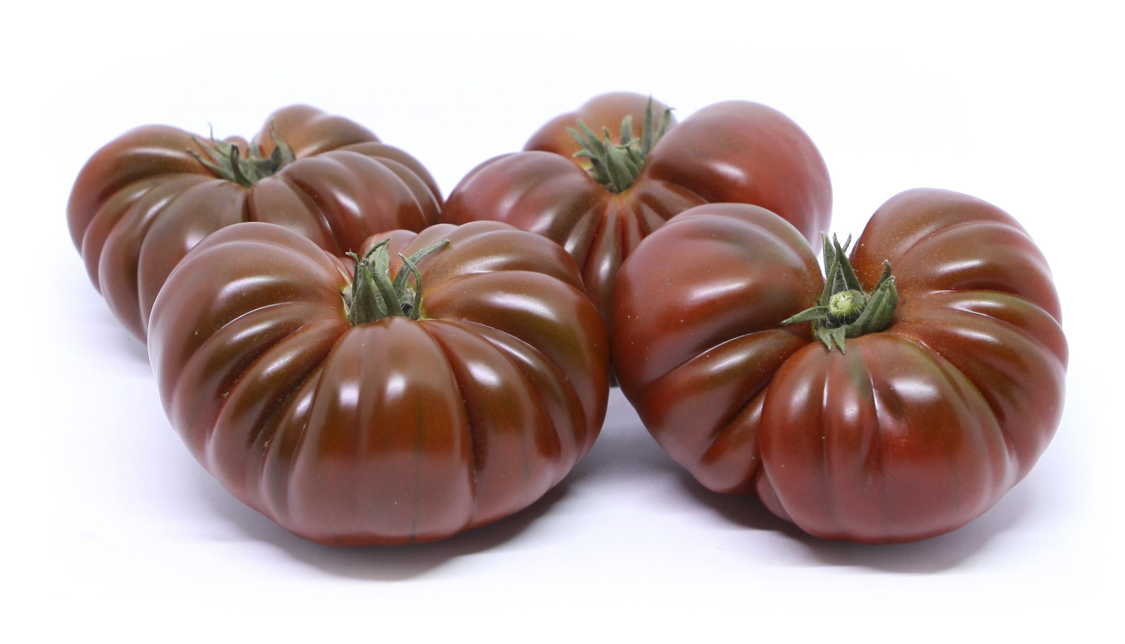 Premium ribbed FLOU tomato
