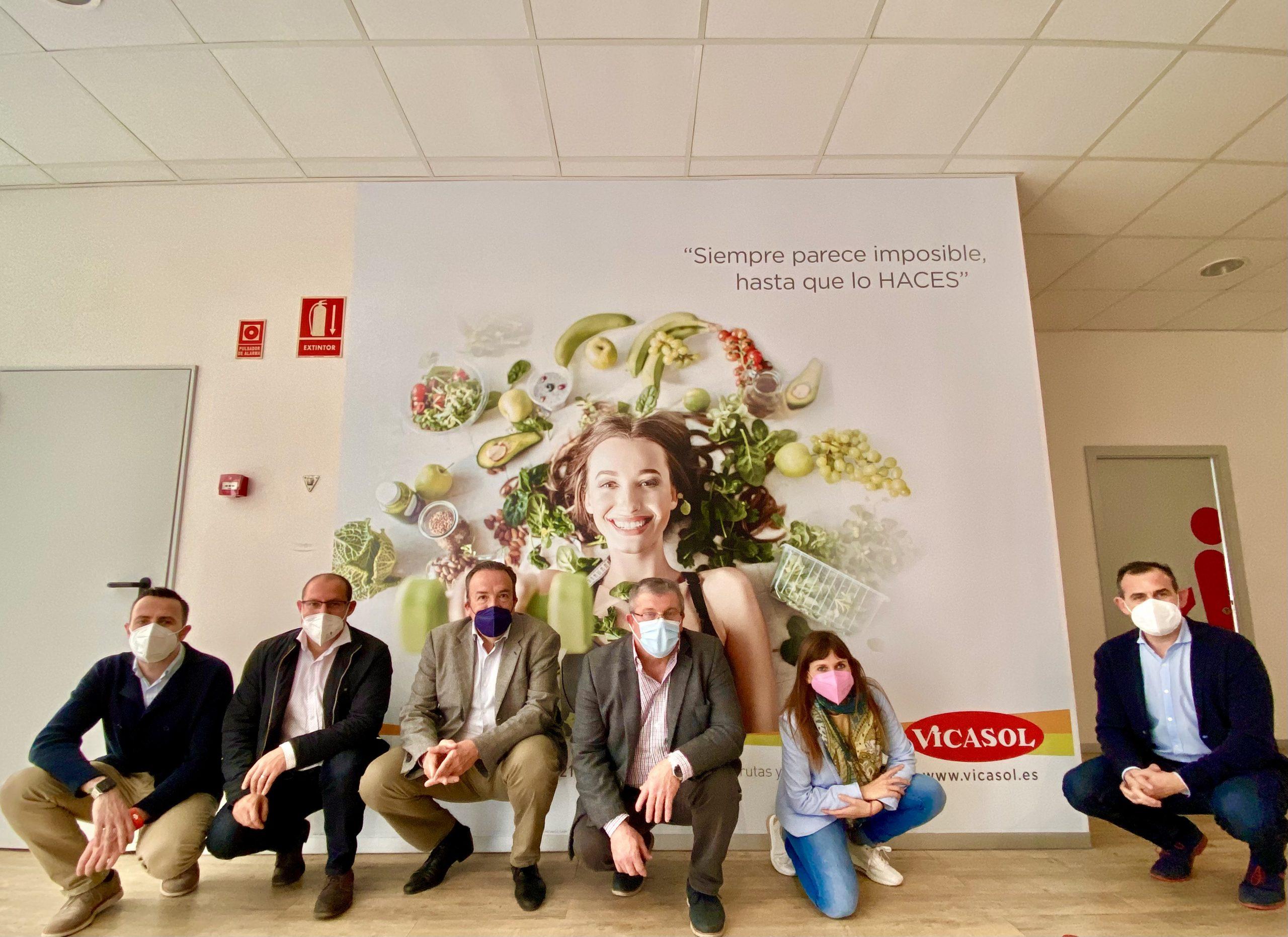 Vicasol firma un convenio de colaboración para fomentar el deporte entre sus socios y trabajadores con los centros del Grupo Nexa